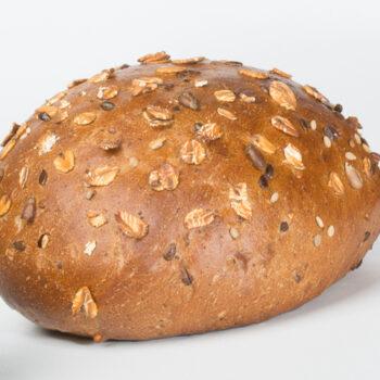 Hard waldkornbroodje