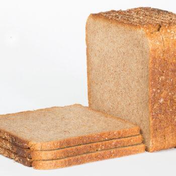 Roggebrood vloer pakje
