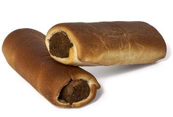 Broodje gehaktstaaf