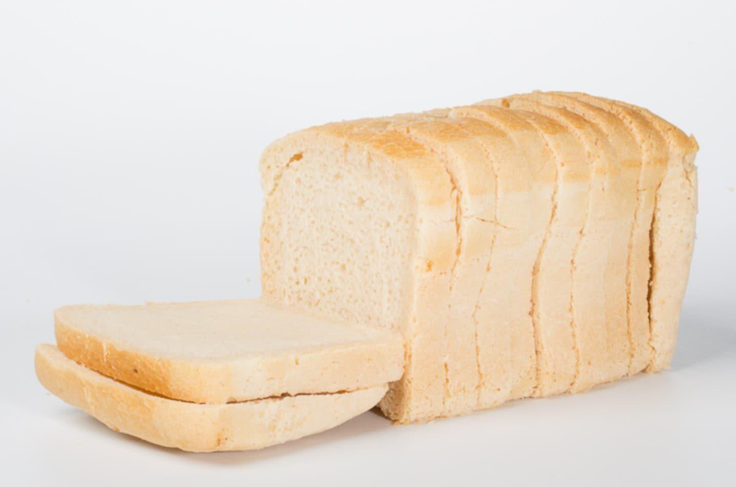 Glutenvrij witbrood 750 gram
